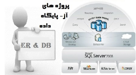 sql2 نمودار ER و پایگاه داده اورژانس جاده ای در اس کیو ال سرور SqlServer